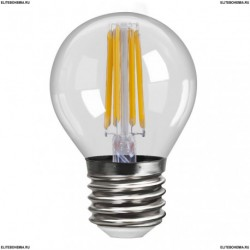 7011 (VG10-G1E27cold4W-F) Voltega Лампа светодиодная Шар