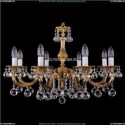 1702/8/A/G/Balls Хрустальная подвесная люстра Bohemia Ivele Crystal (Богемия)