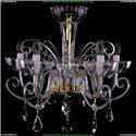 1333/5/240/G Хрустальная подвесная люстра Bohemia Ivele Crystal