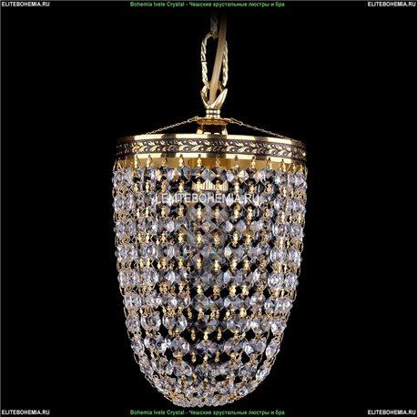 1920/15O/GB Bohemia Ivele Crystal, Чешский Подвесной хрустальный светильник