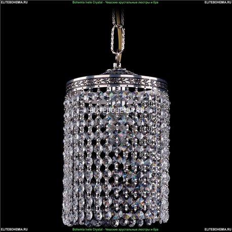 1920/15R/NB Bohemia Ivele Crystal, Чешский Подвесной хрустальный светильник