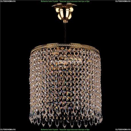 1920/25/G Bohemia Ivele Crystal, Чешская Люстра на штанге с хрустальным рожком