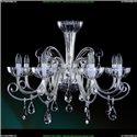 1333/8/320/Ni Хрустальная подвесная люстра Bohemia Ivele Crystal