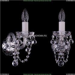 1402B/1/141/Ni/Balls Хрустальное бра Bohemia Ivele Crystal