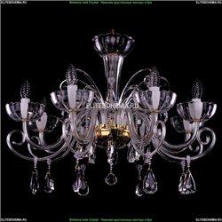 1333/8/320/G Хрустальная подвесная люстра Bohemia Ivele Crystal