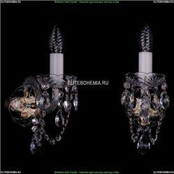 1400/1/Pa Хрустальное бра Bohemia Ivele Crystal (Богемия)