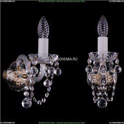 1402B/1/141/Pa/Balls Хрустальное бра Bohemia Ivele Crystal