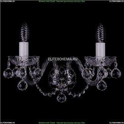 1400/2/Big/Ni/Balls Хрустальное бра Bohemia Ivele Crystal (Богемия)