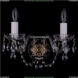 1402B/2/141/Pa Хрустальное бра Bohemia Ivele Crystal