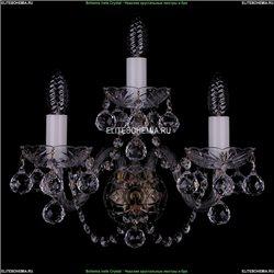 1402B/2+1/195/XL/Pa/Balls Хрустальное бра Bohemia Ivele Crystal