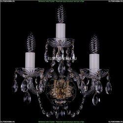 1402B/2+1/141/Pa Хрустальное бра Bohemia Ivele Crystal