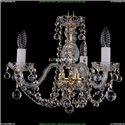 1402/3/141/G/Balls Хрустальная подвесная люстра Bohemia Ivele Crystal