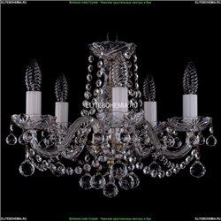 1402/5/141/Pa/Balls Хрустальная подвесная люстра Bohemia Ivele Crystal