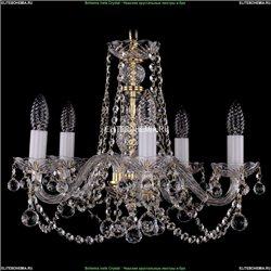 1402/5/160/G/Balls Хрустальная подвесная люстра Bohemia Ivele Crystal