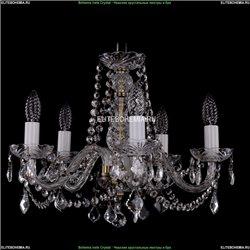 1402/5/160/Pa/Leafs Хрустальная подвесная люстра Bohemia Ivele Crystal