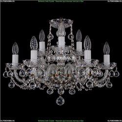 1402/6+3/195/Pa/Balls Хрустальная подвесная люстра Bohemia Ivele Crystal