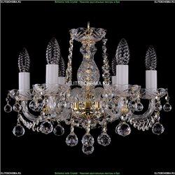 1402/6/141/G/Balls Хрустальная подвесная люстра Bohemia Ivele Crystal