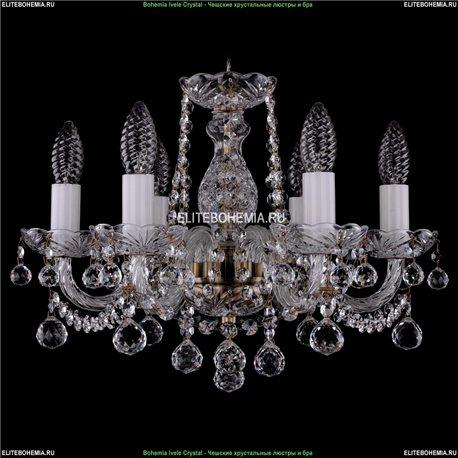 1402/6/141/Pa/Balls Хрустальная подвесная люстра Bohemia Ivele Crystal (Богемия)