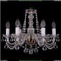 1402/6/160/Pa/Balls Хрустальная подвесная люстра Bohemia Ivele Crystal