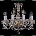 1402/8/141/G/Balls Хрустальная подвесная люстра Bohemia Ivele Crystal