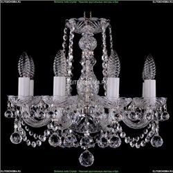 1402/8/141/Ni/Balls Хрустальная подвесная люстра Bohemia Ivele Crystal