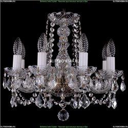 1402/8/141/Pa/Leafs Хрустальная подвесная люстра Bohemia Ivele Crystal