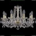 1402/8/195/G Хрустальная подвесная люстра Bohemia Ivele Crystal (Богемия)