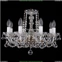 1402/8/160/Pa/Balls Хрустальная подвесная люстра Bohemia Ivele Crystal