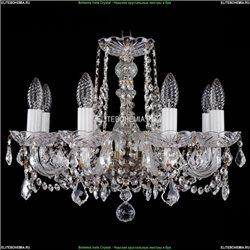 1402/8/160/Pa/Leafs Хрустальная подвесная люстра Bohemia Ivele Crystal