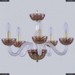 1310/5/165 G Cl/Shampan/M-1F Хрустальная люстра Bohemia Ivele Crystal