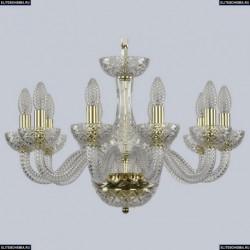 1310/10/195 G Cl/Clear/M-1F Хрустальная люстра Bohemia Ivele Crystal (Богемия), 1310