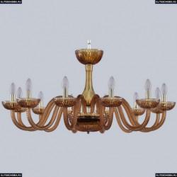 1310/12/360 G Am/Amber/M-1G Хрустальная люстра Bohemia Ivele Crystal (Богемия), 1310