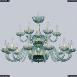 1310/12+6/360/2d G Bi/Birusa/M-1G Хрустальная люстра Bohemia Ivele Crystal (Богемия), 1310