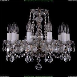 1402/10/141/Pa/Leafs Хрустальная подвесная люстра Bohemia Ivele Crystal