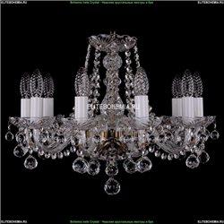 1402/10/160/Pa/Balls Хрустальная подвесная люстра Bohemia Ivele Crystal