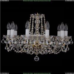 1402/10/195/G/Balls Хрустальная подвесная люстра Bohemia Ivele Crystal