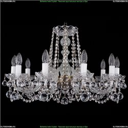 1402/10/240/Pa/Balls Хрустальная подвесная люстра Bohemia Ivele Crystal