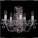 1406/5/141/Pa/Balls Хрустальная подвесная люстра Bohemia Ivele Crystal