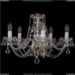 1406/5/195/G/Balls Хрустальная подвесная люстра Bohemia Ivele Crystal