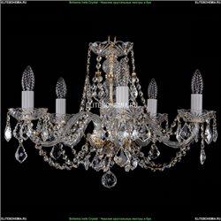1406/5/195/G/Leafs Хрустальная подвесная люстра Bohemia Ivele Crystal