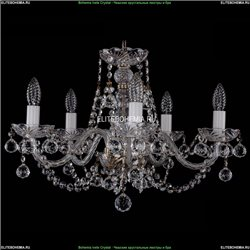 1406/5/195/Pa/Balls Хрустальная подвесная люстра Bohemia Ivele Crystal