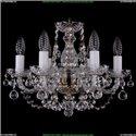 1406/6/141/Pa/Balls Хрустальная подвесная люстра Bohemia Ivele Crystal