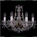 1406/6/160/Pa/Balls Хрустальная подвесная люстра Bohemia Ivele Crystal