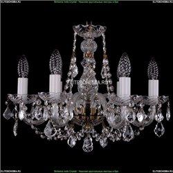 1406/6/160/Pa/Leafs Хрустальная подвесная люстра Bohemia Ivele Crystal