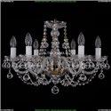1406/6/195/Pa/Balls Хрустальная подвесная люстра Bohemia Ivele Crystal