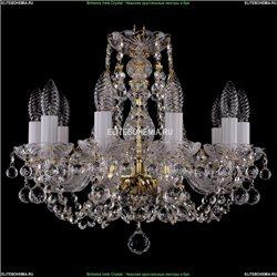 1406/10/141/G/Balls Хрустальная подвесная люстра Bohemia Ivele Crystal
