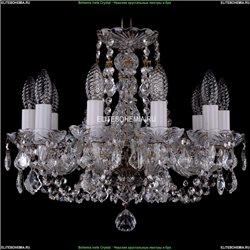 1406/10/141/Pa/Leafs Хрустальная подвесная люстра Bohemia Ivele Crystal (Богемия)