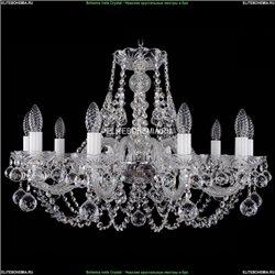 1406/10/240/Ni/Balls Хрустальная подвесная люстра Bohemia Ivele Crystal (Богемия)