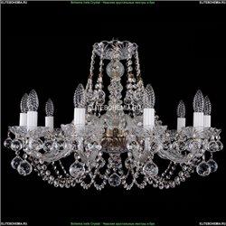 1406/10/240/Pa/Balls Хрустальная подвесная люстра Bohemia Ivele Crystal