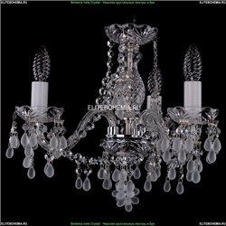 1410/3/141/Ni/V0300 Хрустальная подвесная люстра Bohemia Ivele Crystal